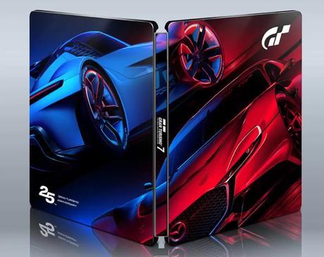 Une édition spéciale 25ème anniversaire pour Gran Turismo 7!
