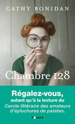 « Chambre 128 » de Cathy Bonidan