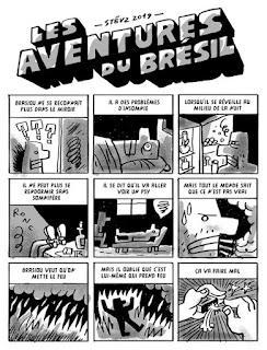 Quadrinhos : la nouvelle bande dessinée brésilienne