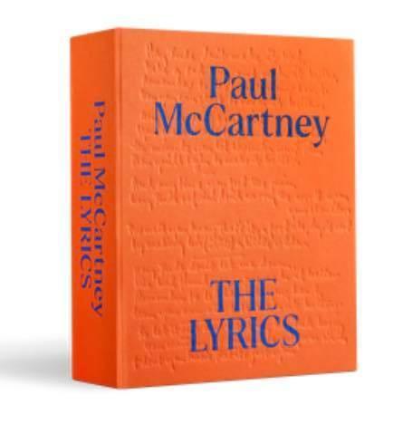 Une édition ultra limitée de The Lyrics de Paul McCartney !