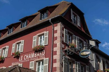 Le chambardement chic du Chambard