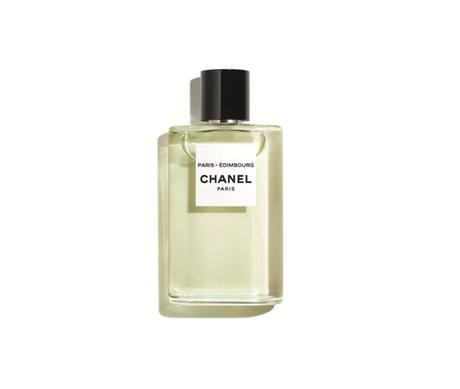 «A la fois frais et boisé, PARIS-EDIMBOURG pourrait être le parfum d'une veste en tweed empruntée du vestiaire masculin qui a tant inspiré Gabrielle Chanel», Olivier Polge.