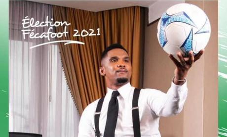 Cameroun – Eto'o Fils : «mon programme à la Fecafoot»