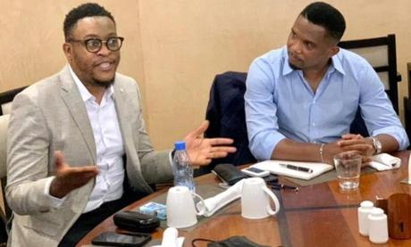 Cameroun – FECAFOOT : Ivo Chi joue pour Samuel Eto'o