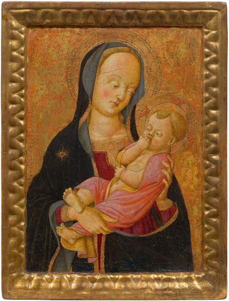 Ma liste de courses 3 - Le Schieggia, Vierge à l'Enfant