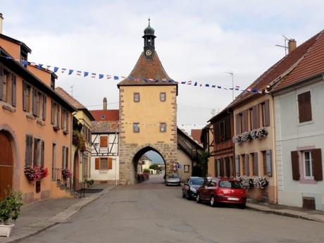 Portes fortifiées d'Alsace - Guémar © Ralph Hammann - licence [CC BY-SA 4.0] from Wikimedia Commons