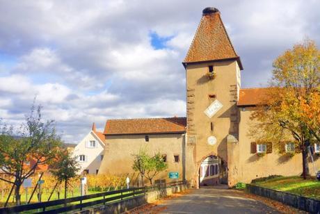 Portes fortifiées d'Alsace - Ammerschwihr © French Moments