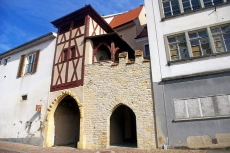Portes fortifiées d'Alsace - Altkirch © French Moments