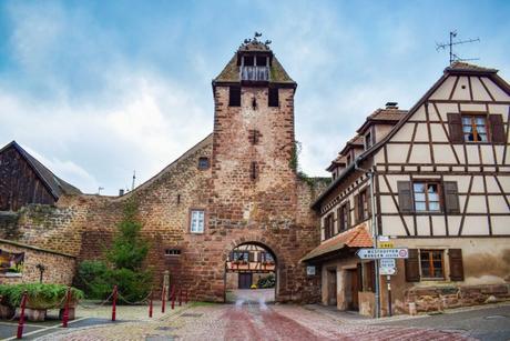 Portes fortifiées d'Alsace : Wangen © French Moments