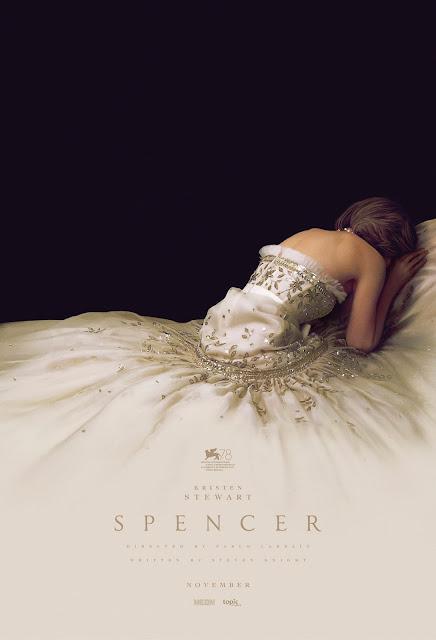 Nouveau trailer pour Spencer de Pablo Larraín