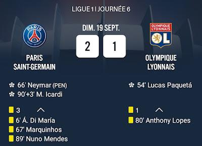 PSG - Lyon : quel match !