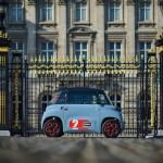 MOTEUR : La Citroën Ami fait ses premiers pas à Bruxelles