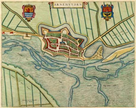 La bataille d'Arnemuiden