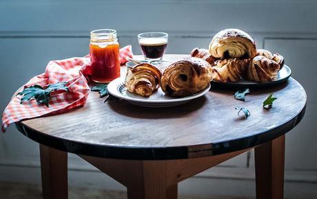 Croissants et pains au chocolat de Cédric Grolet