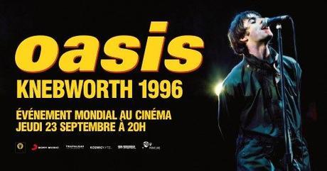 Documentaire Oasis Knebworth 1996 : la nostalgie 90's à son apogée