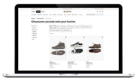 Chaussures seconde main pour homme