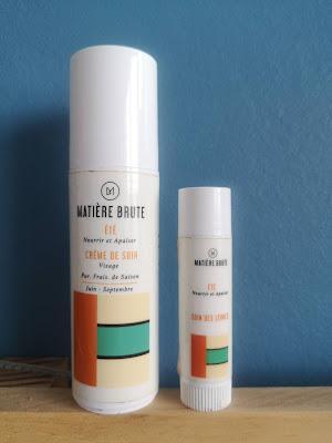 Test : Crèmes saison de Matière Brute