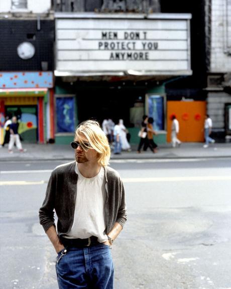 Kurt Cobain, icône du style malgré lui