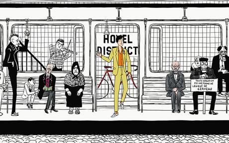 Wes Anderson dévoile un clip animé pour «The French Dispatch»