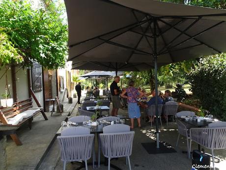 Séjour en Ariège - Restaurant Le Clos St. Martin à Arvigna