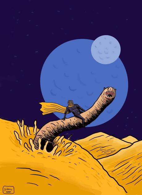 Les Vers de Dune
