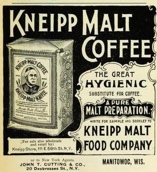 Les cures d'eau de l'Abbé Kneipp, un article à charge de Maurice de Fleury pour le Figaro (18 août 1891)