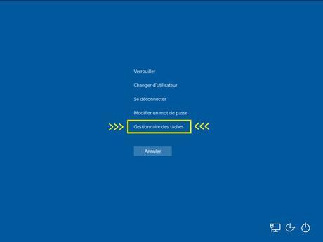 Comment ouvrir le gestionnaire des tâches sur Windows ?
