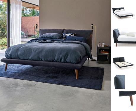 bien choisir structure de lit confortable lecture la redoute