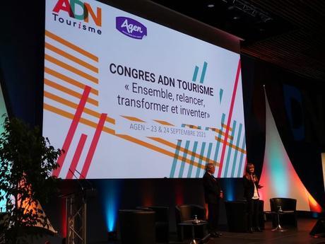 Un premier congrès ADN Tourisme très engagé et engageant