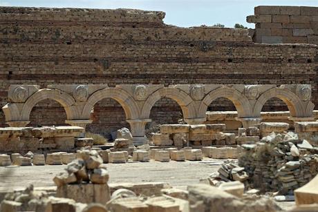 Leptis Magna : Bientôt des ruines de ruines ?