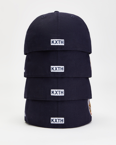 "Kith et New Era rendent hommage aux Yankees avec ""The Palette"""