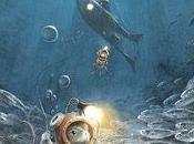 Edison, fascinante plongée d'une souris fond l'océan