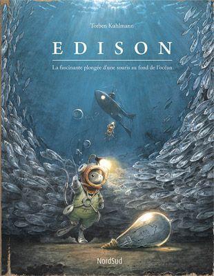 Edison, la fascinante plongée d'une souris au fond de l'océan