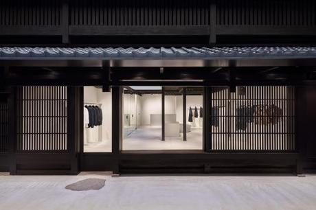 Ouverture boutique A-POC ABLE ISSEY MIYAKE KYOTO