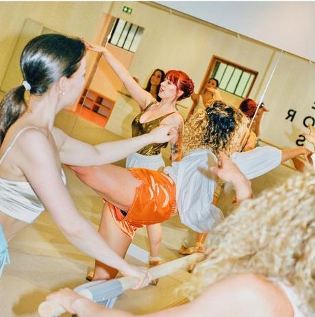 Dancefloor : le nouveau studio de danses à paris