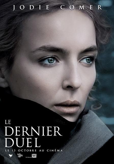 Nouvelle affiche FR pour Le Dernier Duel de Ridley Scott
