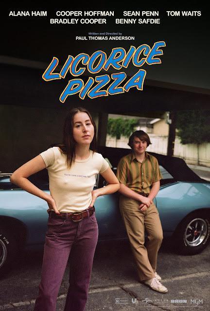 Premier trailer pour Licorice Pizza de Paul Thomas Anderson