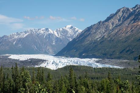 [Alaska] De l'or, des glaciers et du pétrole (jours 5-7)
