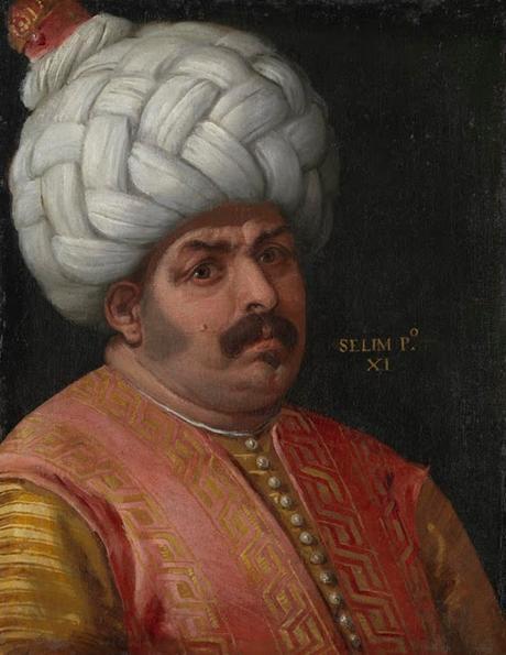 14 portraits de sultans