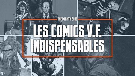 Les comics V.F. indispensables d'octobre 2021