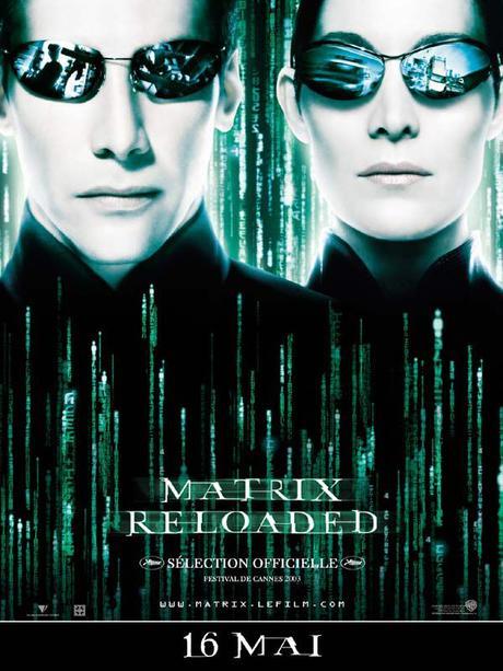 Matrix Reloaded (2003) des frères Wachowski