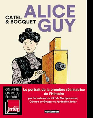 LE PODCAST LE BULLEUR PRÉSENTE : ALICE GUY