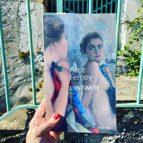 J'ai lu: L'intimité d'Alice Ferney