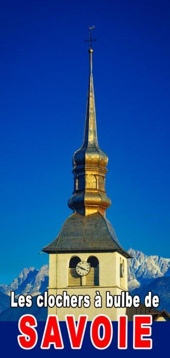 Clochers de Savoie pour Pinterest © French Moments