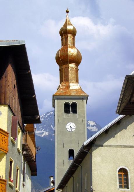Clochers de Savoie - Bozel © French Moments