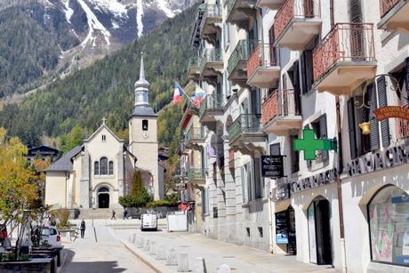 Clochers de Savoie - Chamonix © French Moments