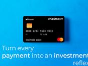 Mastercard adopte micro-investissement