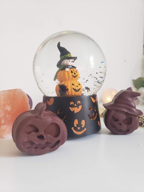 DIY Savon pour Halloween