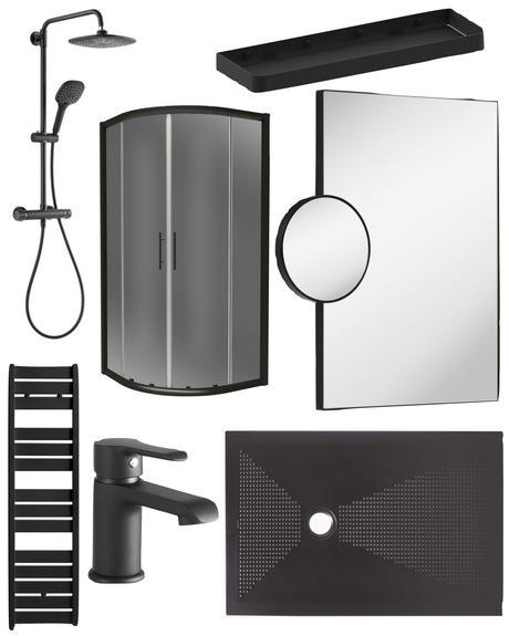 décoration industrielle loft salle de douche - blog clem atc