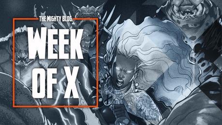 Week of X : S.W.O.R.D. #8 et Wolverine #15